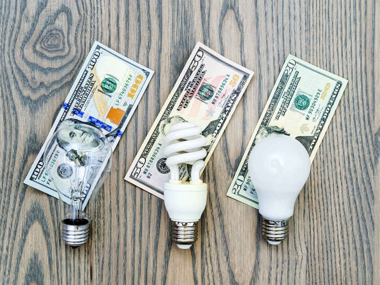 Trade Your Irritating Fluorescent Bulbs for LED Lighting